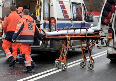 Pięć osób rannych w wypadku busa na A4