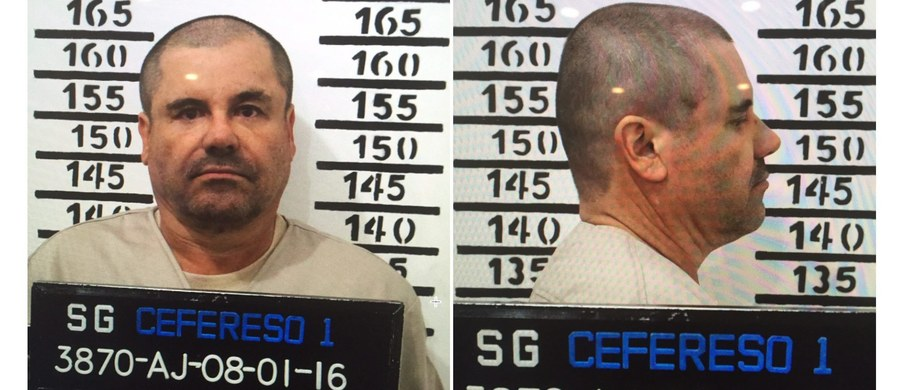 """Jeden z najpotężniejszych meksykańskich baronów narkotykowych Joaquin """"El Chapo"""" Guzman oskarża władze Meksyku, że poddają go w więzieniu torturom. Pozbawianie snu i izolowanie do światła dziennego - to niektóre z zarzutów pod adresem władz."""