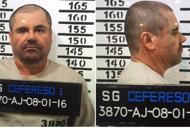 """""""El Chapo"""" skarży się na tortury w więzieniu"""