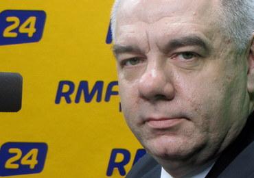 Jacek Sasin: Nie mam pewności, że Lech Wałęsa zerwał współpracę z SB