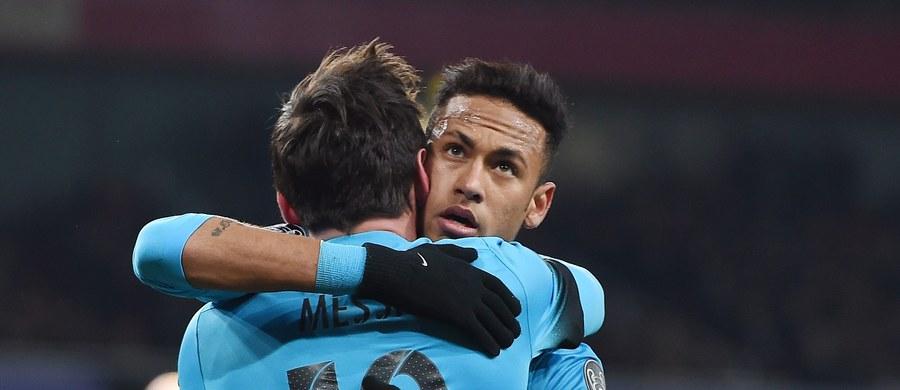 Remisem 2:2 zakończył się mecz Juventus-Bayern w 1/8 finału piłkarskiej Ligi Mistrzów. Mniej emocji było w Londynie, gdzie Arsenal nie miał szans w starciu z FC Barceloną - Katalończycy wygrali 2:0.