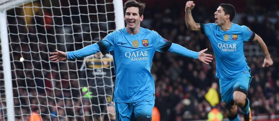 Drugi gol Lionela Messiego we wczorajszym meczu 1/8 finału Ligi Mistrzów z Arsenalem w Londynie (2:0) był 10 000. w historii Barcelony - poinformowała oficjalna strona klubu. Wyjątkową bramkę Argentyńczyk zdobył w 83. minucie z rzutu karnego.