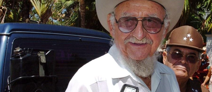 Najstarszy brat kubańskich przywódców, Fidela i Raula Castro, Ramon, zmarł w Hawanie w wieku 91 lat - podały kubańskie media, nie wspominając o przyczynie jego śmierci. Przez większą część życia zajmował się rolnictwem.