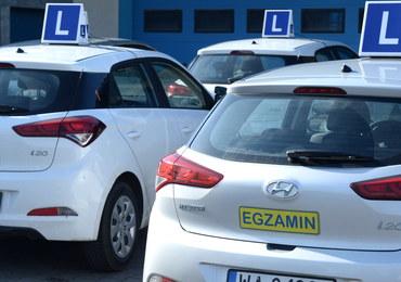 Ponad pół tysiąca kandydatów na kierowców będzie mogło przystąpić do egzaminu dopiero w piątek