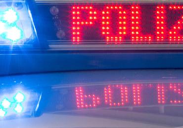 Katastrofa policyjnego śmigłowca w Niemczech. Zginęło 2 funkcjonariuszy
