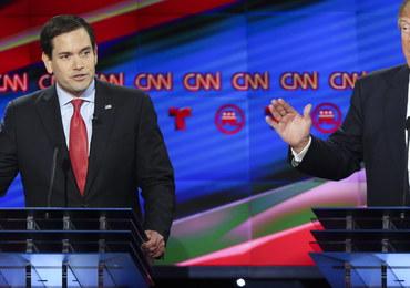 """Rubio wytyka Donaldowi Trumpowi, że nielegalnie zatrudniał Polaków. """"Nic pan nie wie o biznesie"""""""