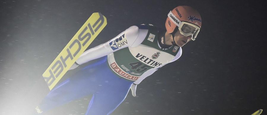 Maciej Kot uzyskał 131 m i wygrał w Ałmatach w Kazachstanie kwalifikacje do sobotniego konkursu Pucharu Świata. W pierwszej serii zawodów na skoczni Gornyj Gigant wystąpi sześciu Polaków.