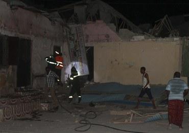 Somalia: Atak terrorystów na hotel, co najmniej 12 osób zginęło