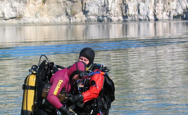Tragiczny wypadek w Piechcinie koło Żnina w Kujawsko-Pomorskiem. 37-letnia kobieta utonęła tam podczas nurkowania w zalanym kamieniołomie.