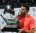 ATP w Dubaju: Triumf Wawrinki
