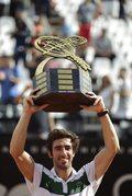 ATP Sao Paulo: Cuevas wygrał w finale