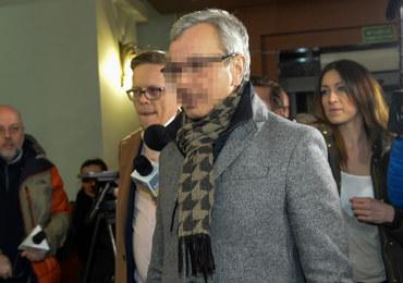 Były minister sportu Andrzej B. usłyszał zarzuty