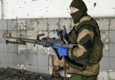 Rosyjscy separatyści przetrzymują cywilów