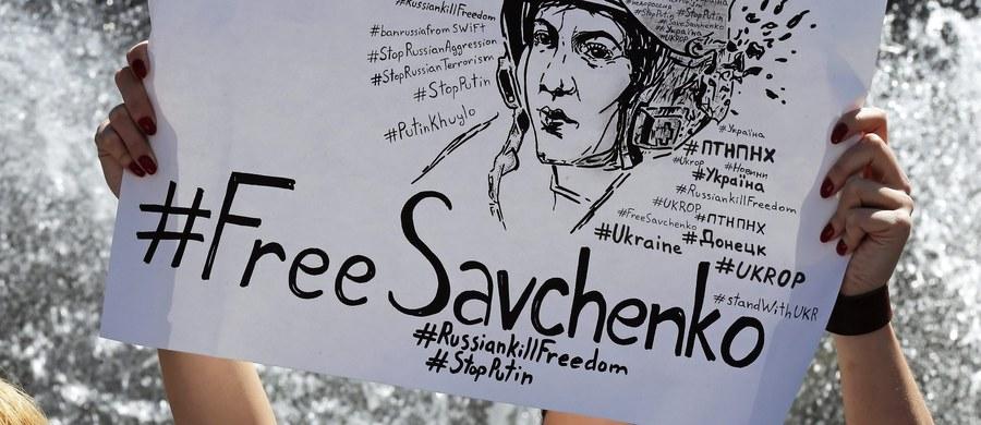 Kary 23 lat pozbawienia wolności w kolonii karnej zażądał rosyjski prokurator dla ukraińskiej lotniczki Nadii Sawczenko. Jej proces odbywa się w Doniecku w obwodzie rostowskim na południu Rosji.