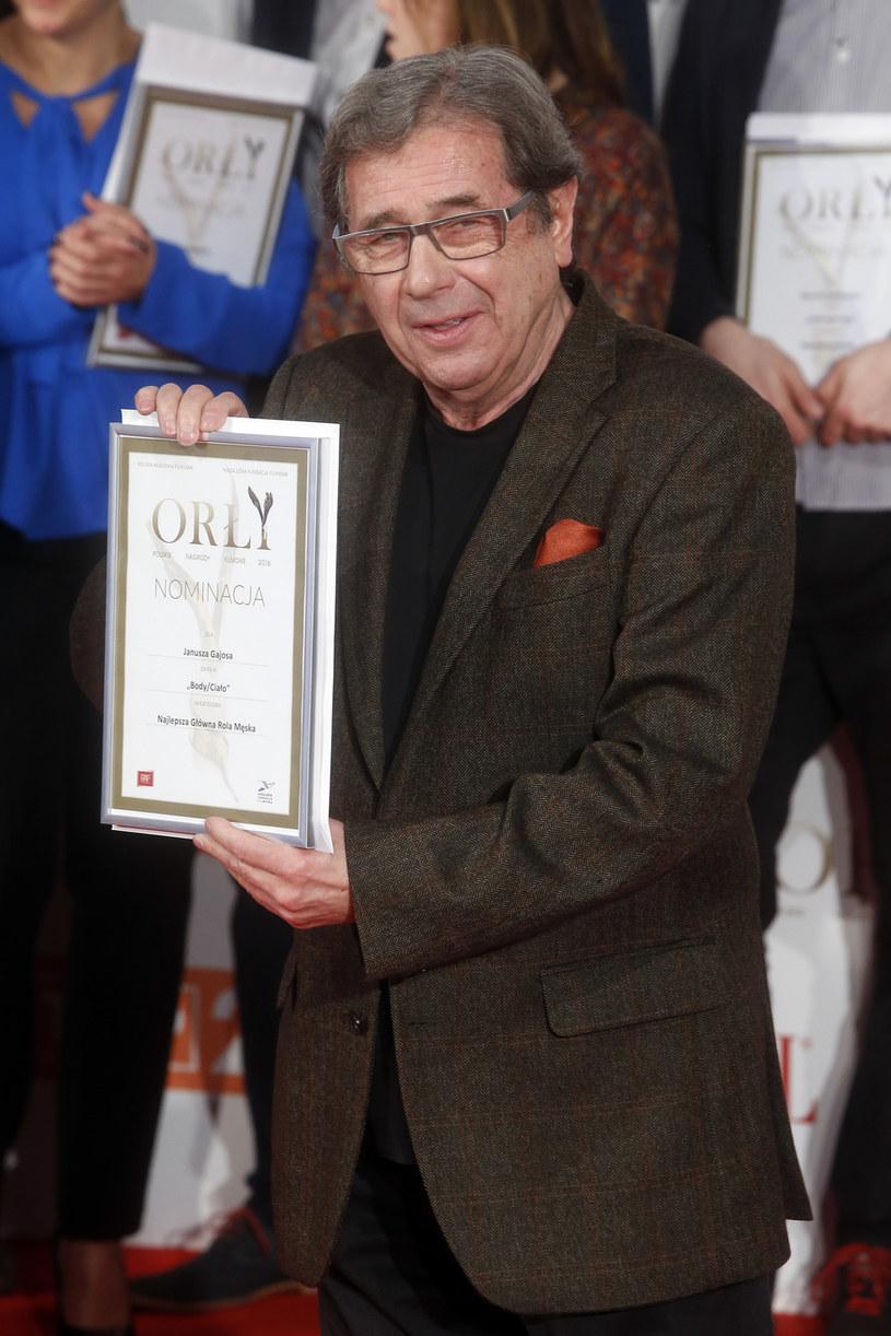 W środę 2 marca, podczas spotkania Nominowanych do Polskich Nagród Filmowych 2016 zostało ogłoszone nazwisko pierwszego laureata Orłów 2016, dorocznych nagród Polskiej Akademii Filmowej.