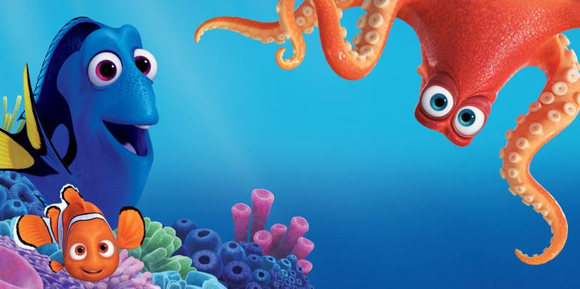 """17 czerwca na ekrany polskich kin trafi nowa animacja studia Disney/Pixar - """"Gdzie jest Dory""""."""