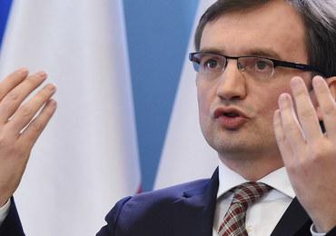 Minister sprawiedliwości, jutro prokurator generalny: Najgorsze są tzw. naciski niejawne