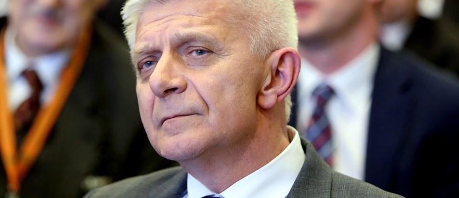 Premier Beata Szydło potwierdziła, że obecny prezes NBP Marek Belka jest kandydatem polskiego rządu na szefa Europejskiego Banku Odbudowy i Rozwoju. Ministerstwo Finansów wysłało już do Londynu jego kandydaturę. Kadencja Belki na stanowisku szefa NBP wygasa w czerwcu br. W lipcu wygasa z kolei kadencja obecnego szefa EBOR Sumy Chakrabartiego.