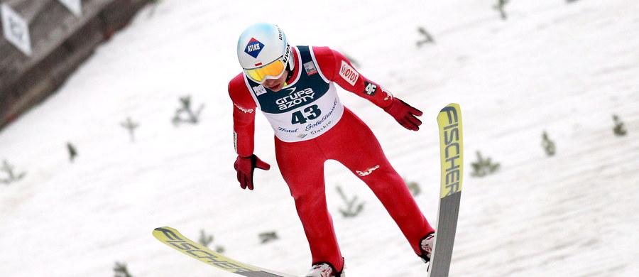 Kamil Stoch uzyskał 132,5 m i zajął drugie miejsce w kwalifikacjach do piątkowego konkursu Pucharach Świata w skokach narciarskich na skoczni im. Adama Małysza w Wiśle-Malince. Zwyciężył Czech Roman Koudelka, który skoczył 132,5 m. Awans wywalczyło dziewięciu Polaków.