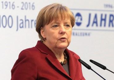 Merkel: Uchodźcy nie mają prawa do azylu w wybranym kraju
