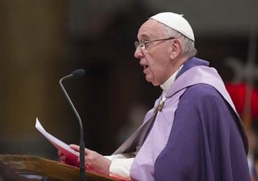 """Papież chwali most humanitarny dla uchodźców z Syrii. """"Pomoc ludziom uciekającym przed wojną"""""""