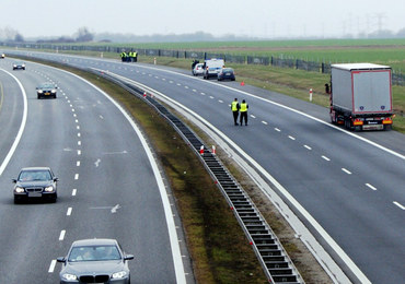 Wcześniejsze kolizje na A4 mogły mieć wpływ na incydent z prezydencką limuzyną?
