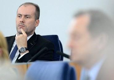 """Minister finansów chce odwołania Konrada Raczkowskiego. Chodzi o słowa o """"upadku banków"""""""