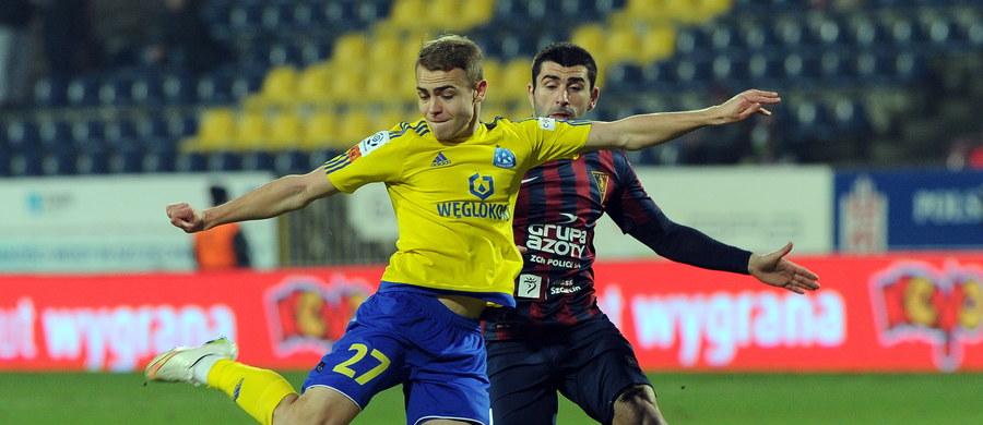 Pomocnik Ruchu Chorzów, szczecinianin Patryk Lipski zdobył dwie bramki na wagę trzech punktów dla Ślązaków w meczu kończącym 26. kolejkę ekstraklasy. Pogoń przegrała z Ruchem 2:3.