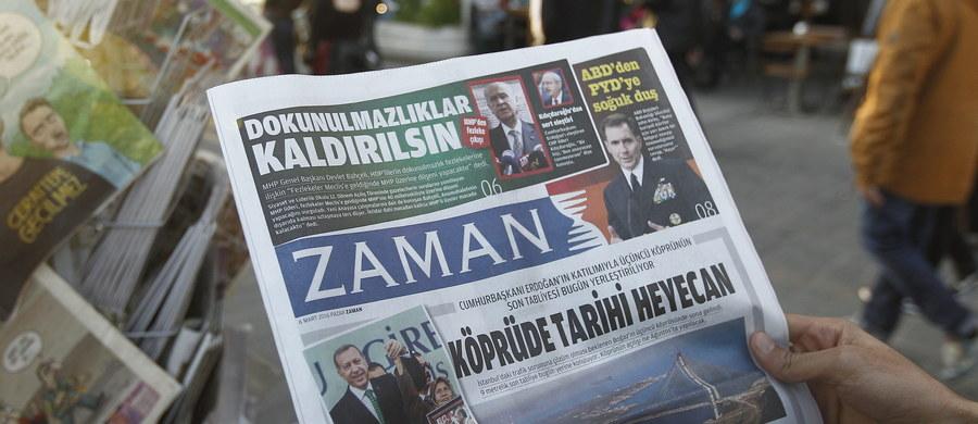 Tureckie władze przejęły kontrolę nad agencją prasową Cihan – wynika z jej oświadczenia. Według agencji Reutera jest to kolejny krok wymierzony w zwolenników muzułmańskiego duchownego Fethullaha Gylena, który jest wpływowym wrogiem prezydenta Recepa Tayyipa Erdogana.