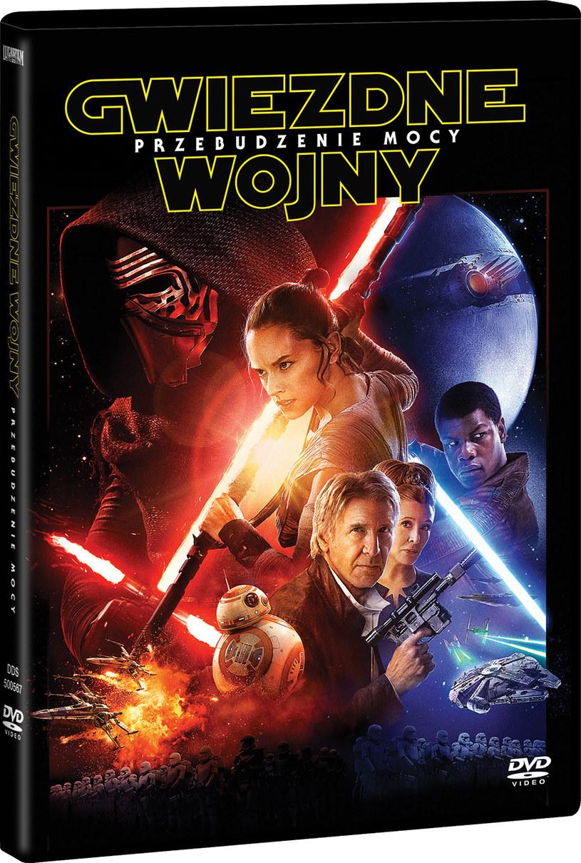 """21 kwietnia film """"Gwiezdne wojny: Przebudzenie Mocy"""" pojawi się na płytach Blu-ray i DVD. Na fanów serii czekają unikalne materiały dodatkowe."""