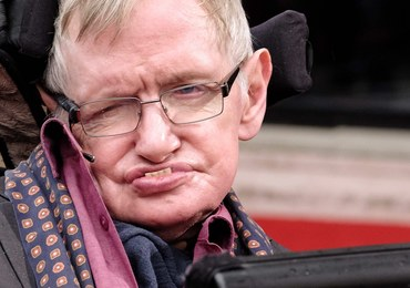 Stephen Hawking: W szkole nie byłem prymusem