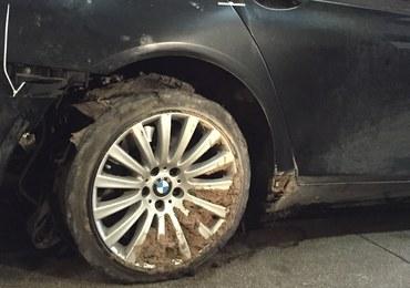 """""""SE"""": Opona w prezydenckiej limuzynie została uszkodzona kilka godzin przed incydentem na A4"""