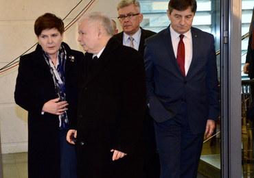 Najnowszy sondaż: Cztery partie w Sejmie, PiS na prowadzeniu