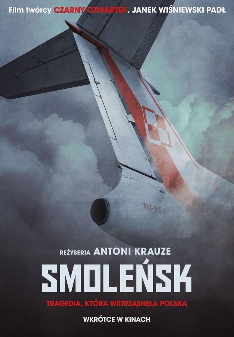 """Próba zmierzenia się z tym tematem jest nie tylko wielkim wyzwaniem, ale i obywatelskim obowiązkiem twórcy - podkreśla reżyser """"Smoleńska"""" Antoni Krauze. Fabularny film trafi do kin w całej Polsce 15 kwietnia. Właśnie zaprezentowano jego zwiastun."""