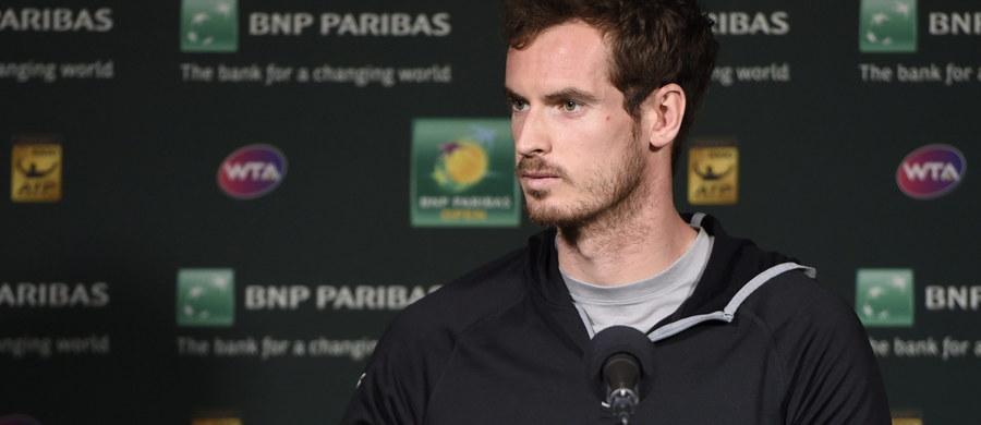 Brytyjski tenisista Andy Murray uważa, że złapana na dopingu Maria Szarapowa powinna zostać ukarana. Wicelider światowego rankingu skrytykował też sponsora, z którym sam współpracuje, a który przedłużył umowę z Rosjanką.
