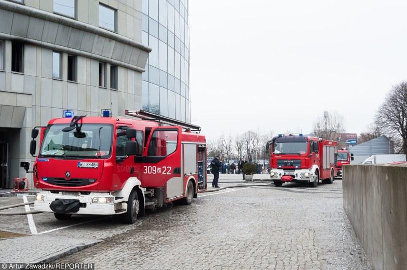 W piątek przed południem doszło do pożaru w budynku Telewizji Polskiej przy ulicy Woronicza 17. 150 pracowników TVP zostało ewakuowanych.