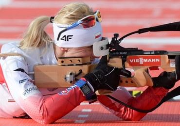 Sztafeta polskich biathlonistek tuż za podium Mistrzostw Świata