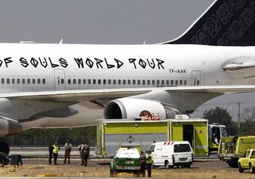 Samolot zespołu Iron Maiden poważnie uszkodzony!