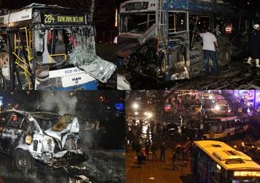 Potężny wybuch w Ankarze. Co najmniej 34 osoby nie żyją, 125 jest rannych