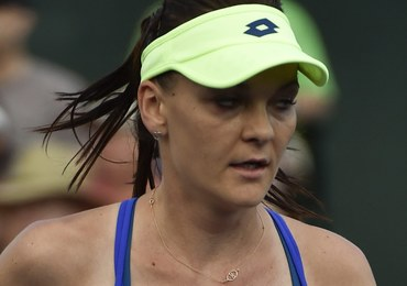Turniej WTA w Indian Wells - Agnieszka Radwańska w 1/8 finału