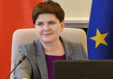 Sondaż: 36 proc. popiera rząd Beaty Szydło