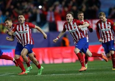 Liga Mistrzów: Awans Atletico Madryt i Manchesteru City