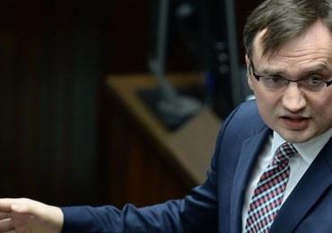 Zbigniew Ziobro wydał polecenie wszczęcia śledztwa w sprawie przecieku projektu wyroku TK
