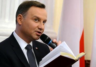 Andrzej Duda spotka się z amerykańskimi senatorami. Będą rozmawiać m.in. o szczycie NATO w Warszawie