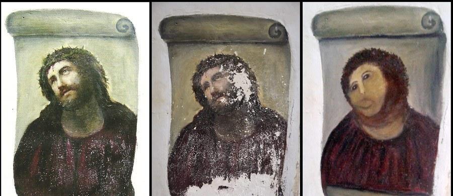 Trzy lata po nieudolnej restauracji fresku z podobizną Jezusa dzieło jest główną atrakcją północno-hiszpańskiego miasteczka Borja - w środę otwarto centrum poświęcone jego historii. Dotychczas malowidło, które w 2012 r. obiegło internet, ujrzało na żywo 160 tys. ludzi.