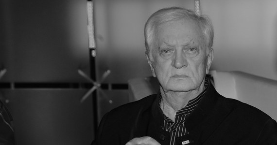 """Zmarł Marian Kociniak. Aktor teatralny, kabaretowy i filmowy w styczniu skończył 80 lat. Największą popularność przyniosła mu oczywiście rola Franka Dolasa w filmie """"Jak rozpętałem II wojnę światową"""""""