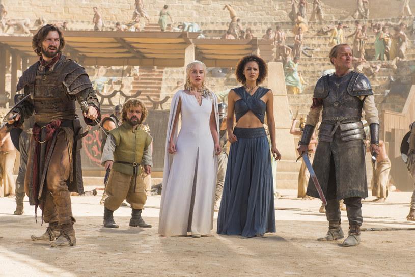 """Piąty sezon serialu """"Gra o tron"""" jest już dostępny na płytach Blu-ray i DVD."""