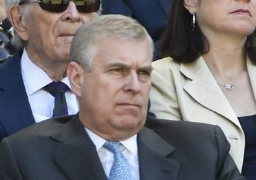 Skandal z udziałem księcia Andrzeja. Staranował bramę rezydencji w Windsorze