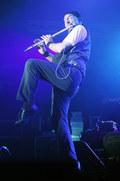 Jethro Tull's Ian Anderson w Sopocie