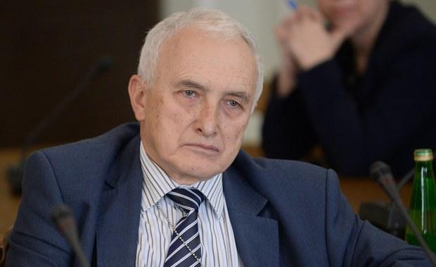 Sejm wybrał posła PiS prof. Jerzego Żyżyńskiego w skład Rady Polityki Pieniężnej. Żyżyński zastąpił w RPP Annę Zielińską-Głębocką, której kadencja wygasła 9 lutego.